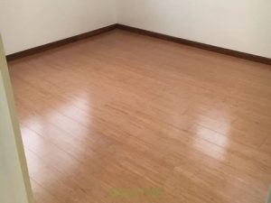 Sàn tre ép khối trong nhà 76